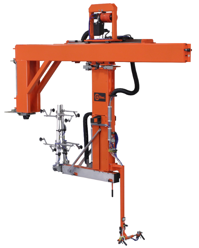 AEI Manual Press Loader Stored Position
