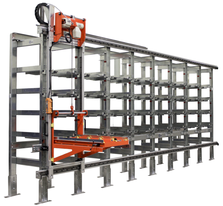 MSRS Manual Storage & Retrieval System