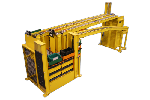 gravity_tote_delivery_conveyor
