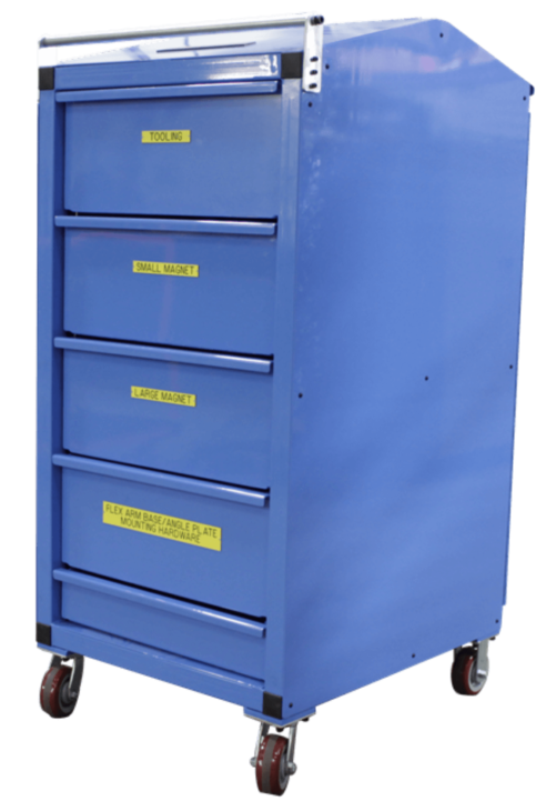 Flex Arm Storage Cabinet 48 Alternative Engineering