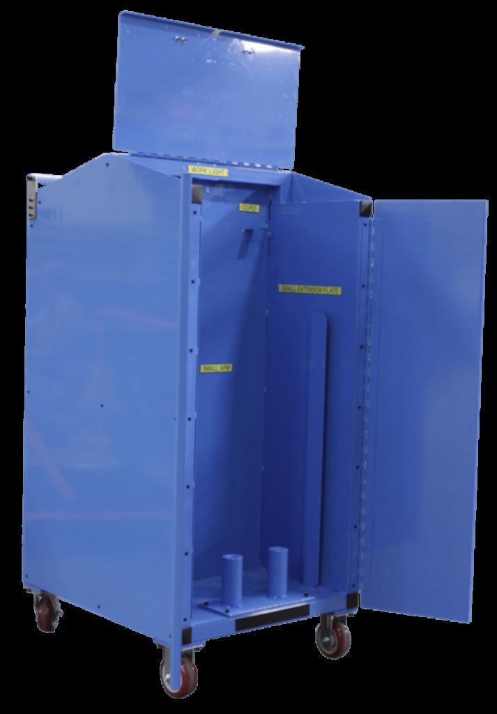 Flex Arm Storage Cabinet 3 Alternative Engineering